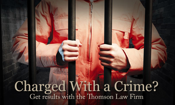 Charged with a crime – Criminal Defense Attorneuy